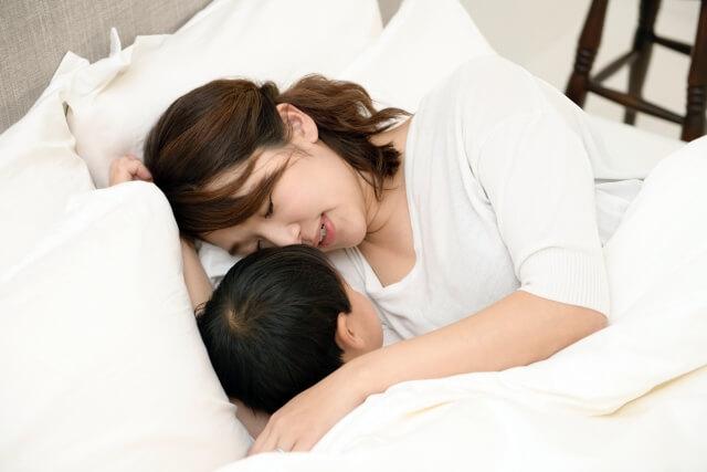 1歳の赤ちゃんが寝ない