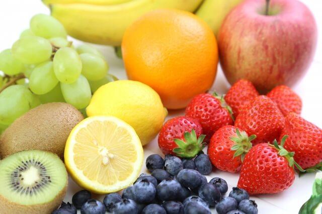葉酸が多い果物