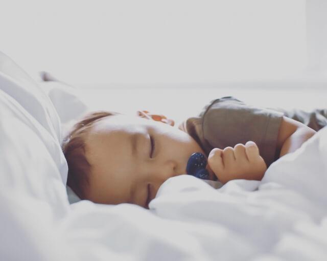 10ヶ月寝かしつけ