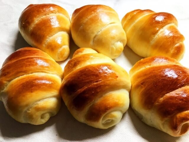 離乳食ロールパン