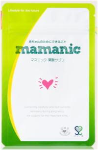 ママニック葉酸サプリ