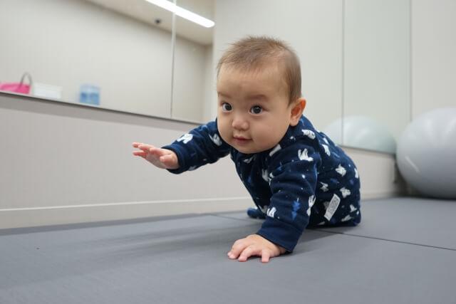 生後4ヶ月パジャマ