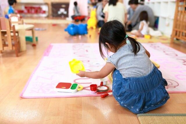 幼稚園の夏休み預かり保育