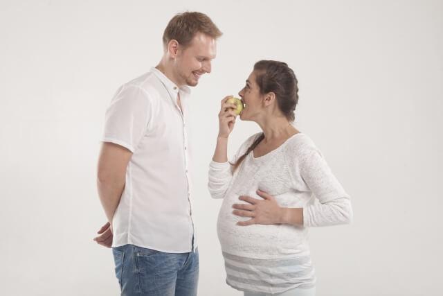 妊娠食事影響いつから