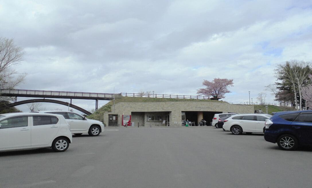 旭山記念公園駐車場