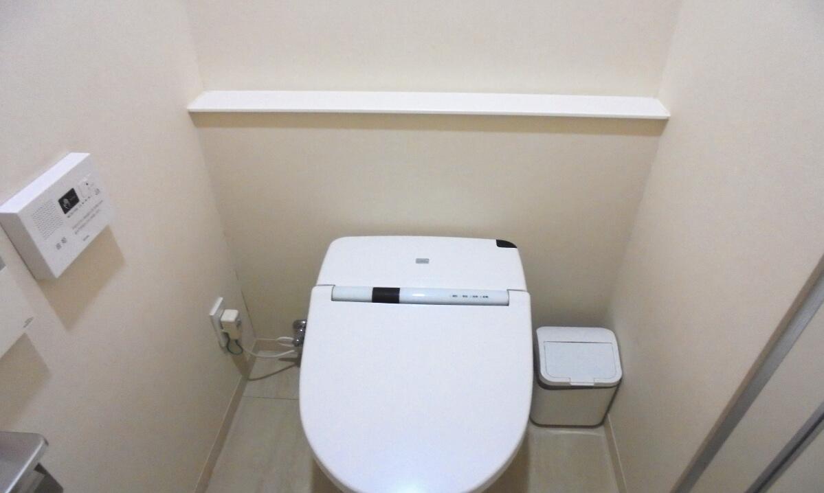 藻岩山トイレ