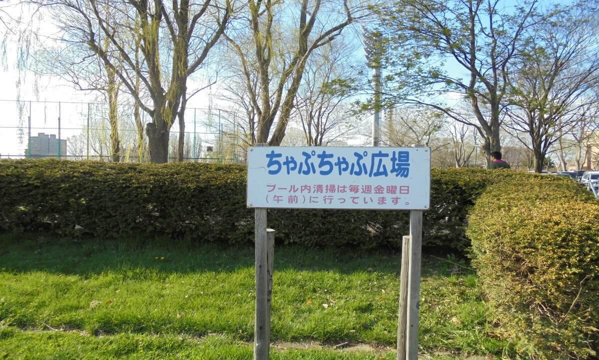 農試公園ちゃぷちゃぷ広場