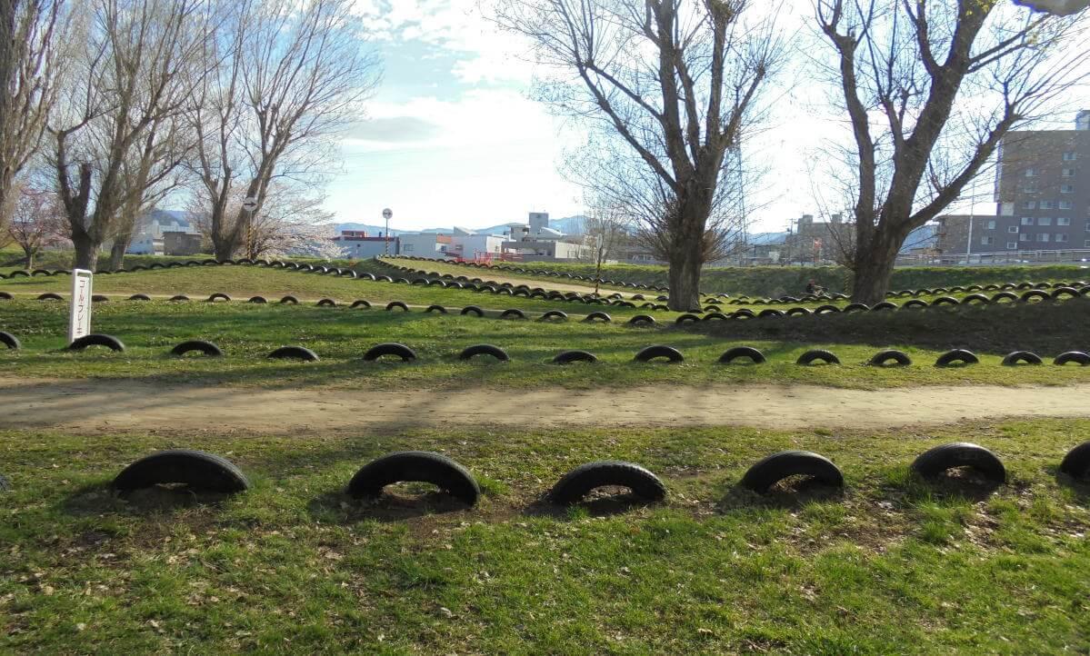 農試公園サイクルサーキット