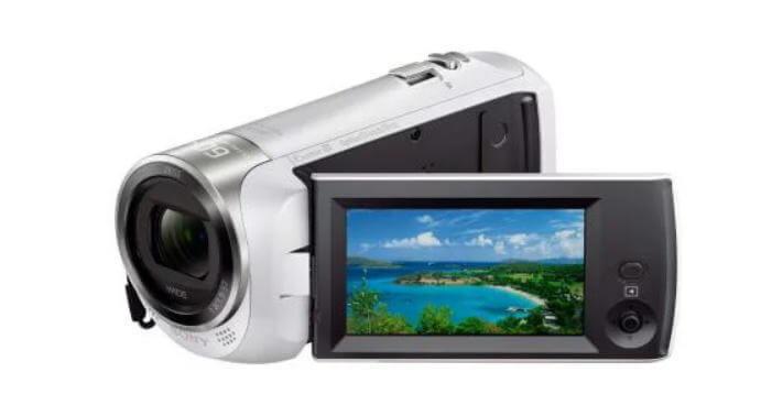 カメラやビデオカメラなどメディア機器