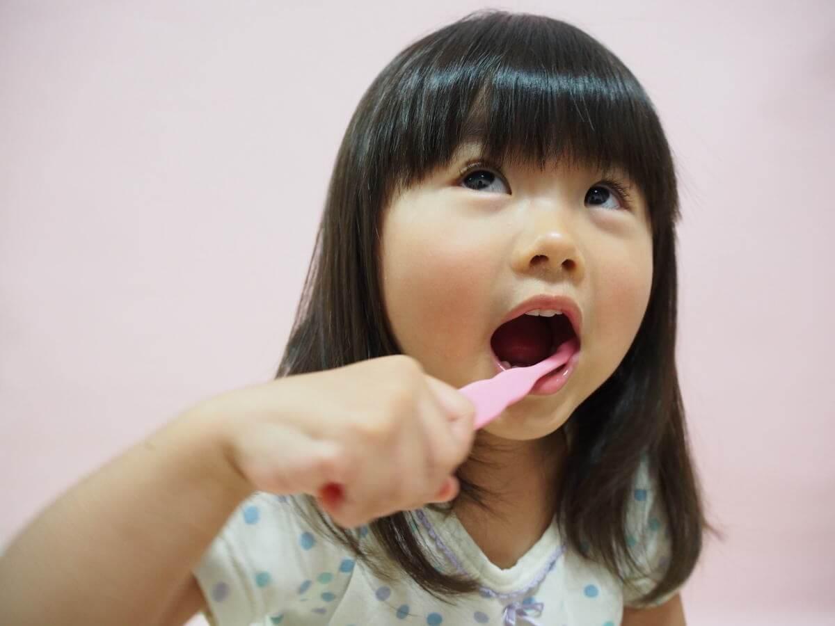 2歳におすすめの歯磨き粉